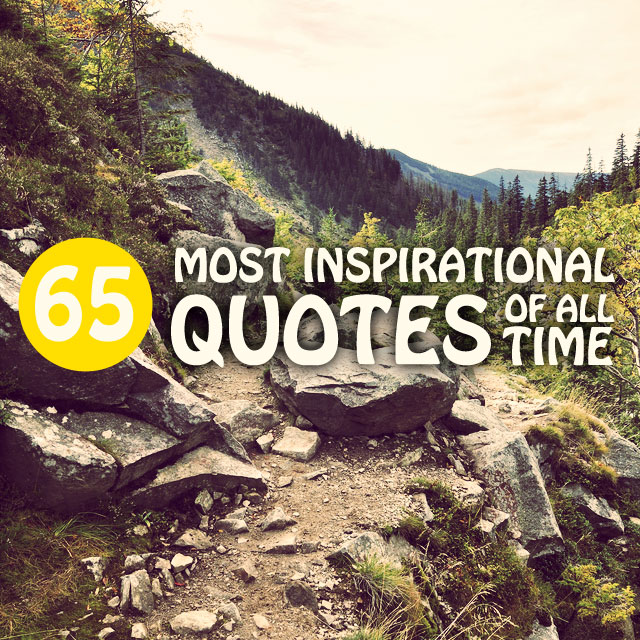 10 most inspiring quotes quotesgram