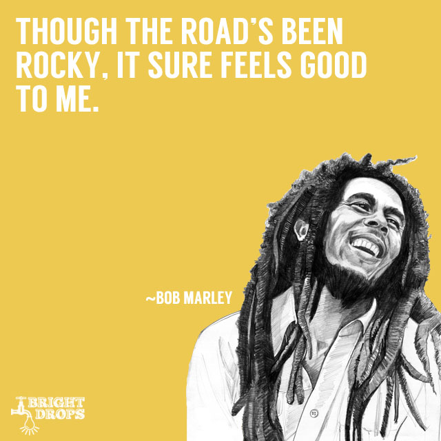 60 Uplifting Bob Marley Quotes That Can Change Your Life Magnificent Rasta Baby Quotes
