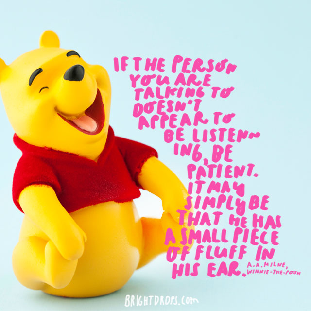 Have A Good Day Honey Quotes: 37 Winnie The Pooh Quotes To Cherish