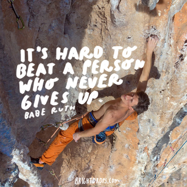 Most Inspirational Quotes About Not Giving Up: 55 Most Famous Inspirational Sports Quotes Of All-Time