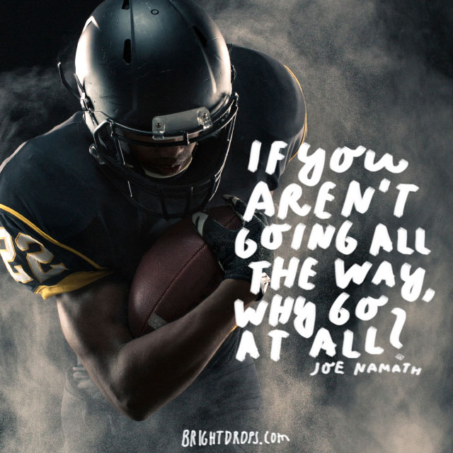 Intimidating quotes for sports