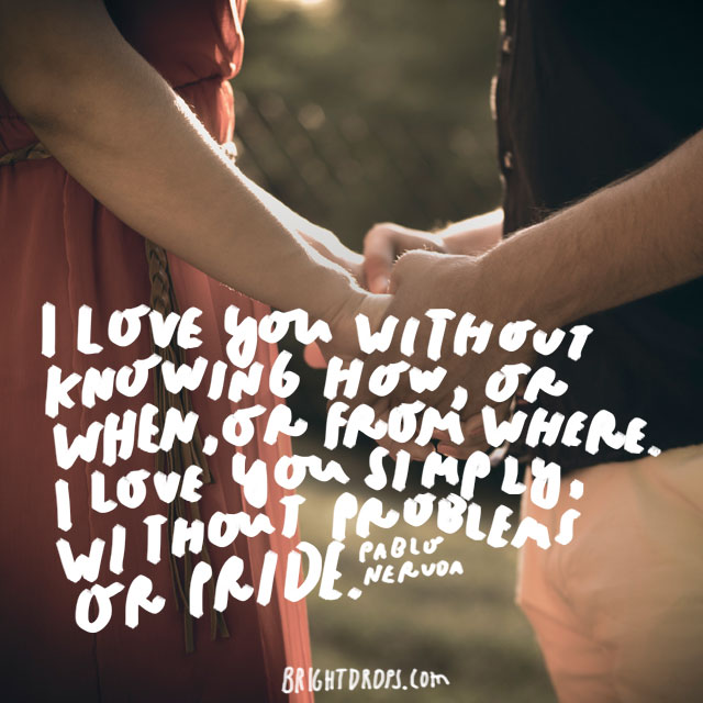 Love Short Quotes for Him 4