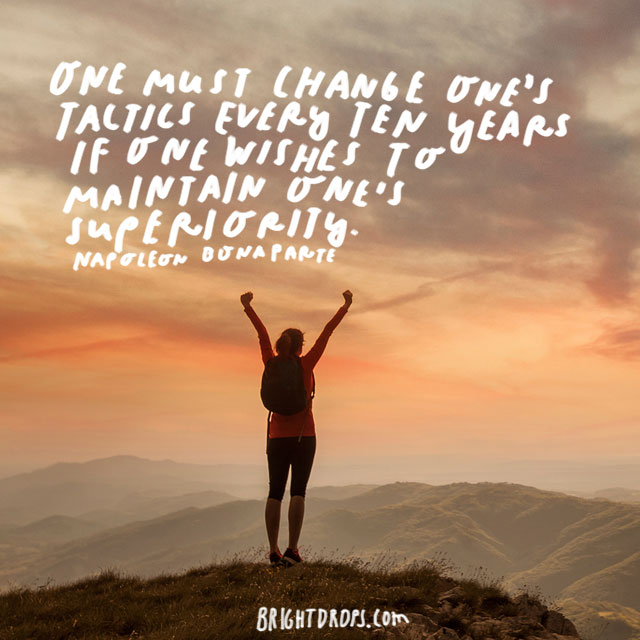 107 Famous Quotes About Change In Life Yourself And The World