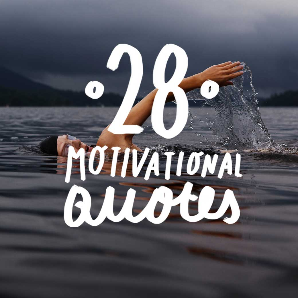 Motivational Words Adorable 28 Motivational Quotes For Athletes  Bright Drops