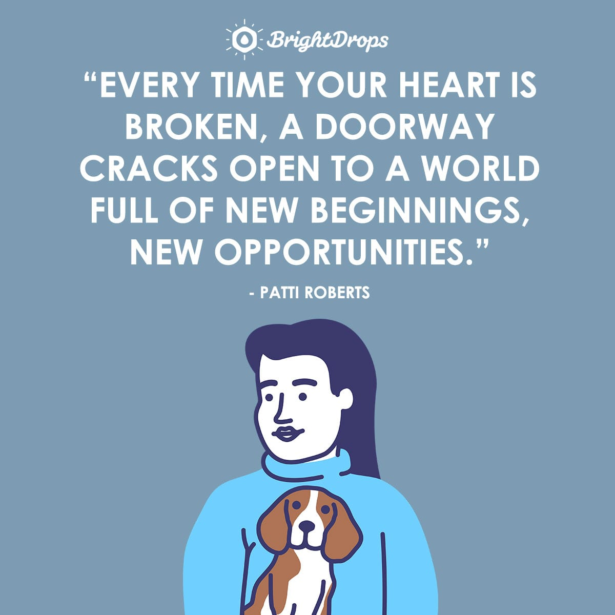 24 Inspirational and Healing Quotes for a Broken Heart ...