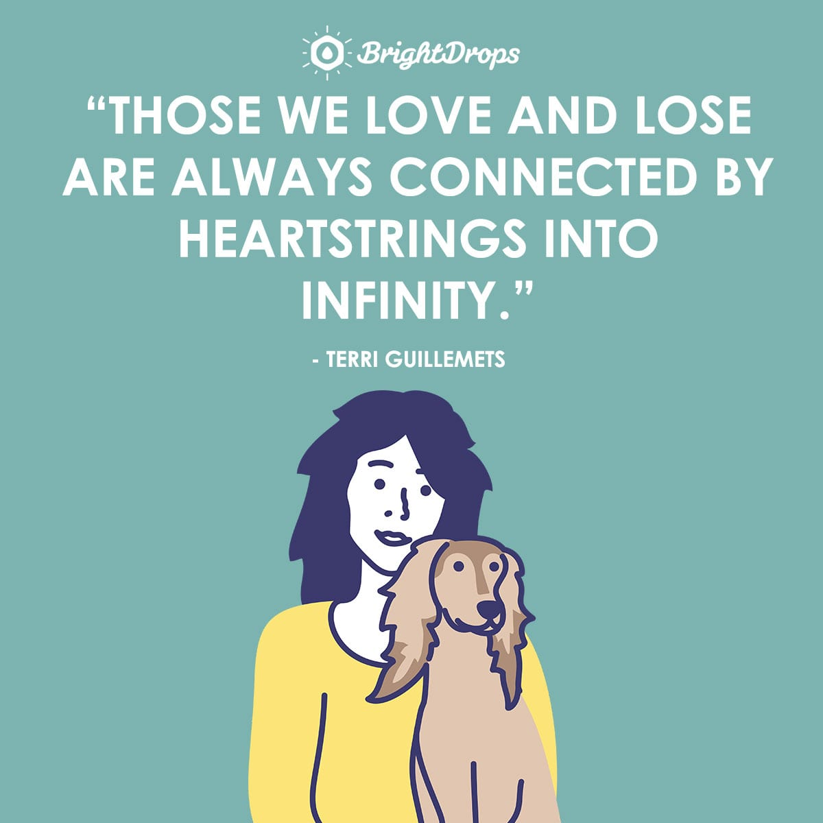 16 Hopeful Quotes to Help Heal from Losing a Loved One ...