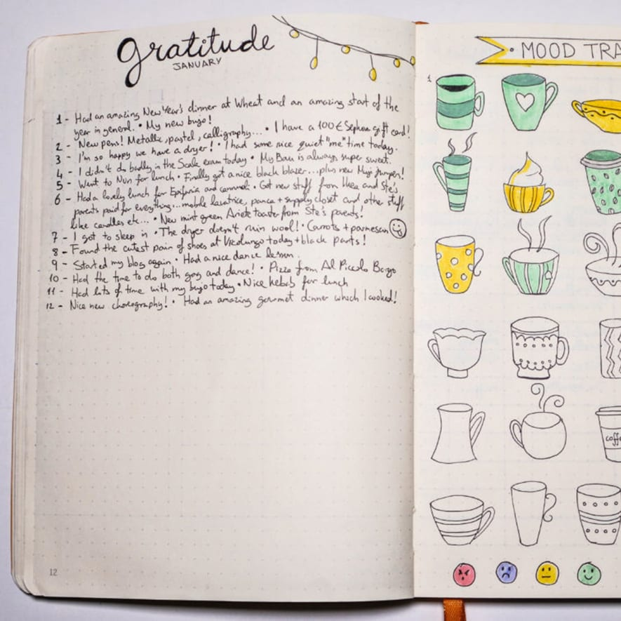 13 Most Powerful Gratitude Journal Prompts for the Morning and Evening