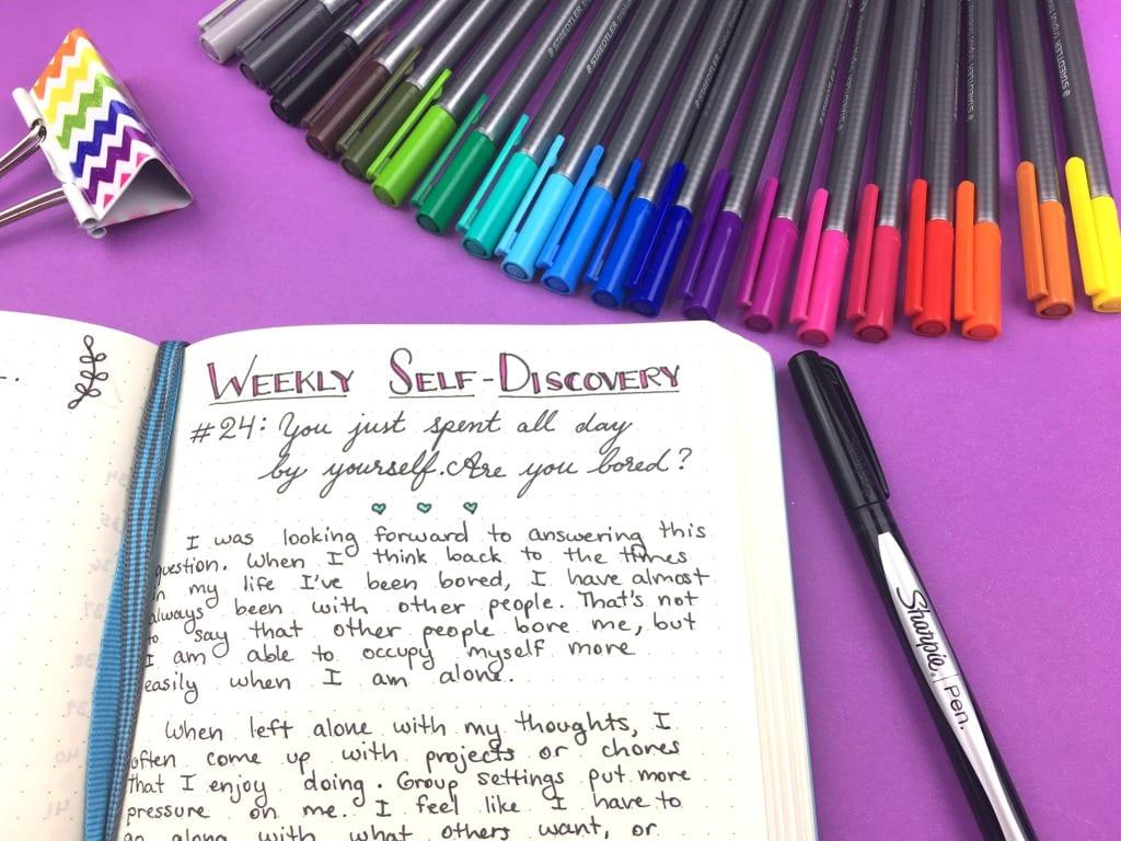 Gratitude Journal Self Esteem