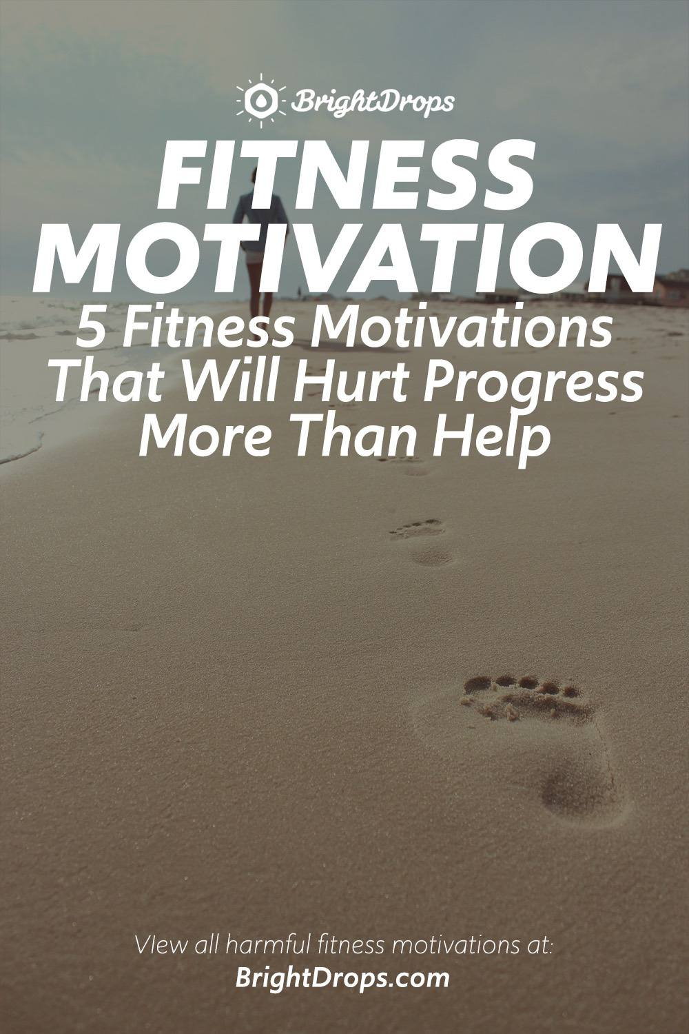 5 Fitness Motivations That Will Hurt Progress More Than Help