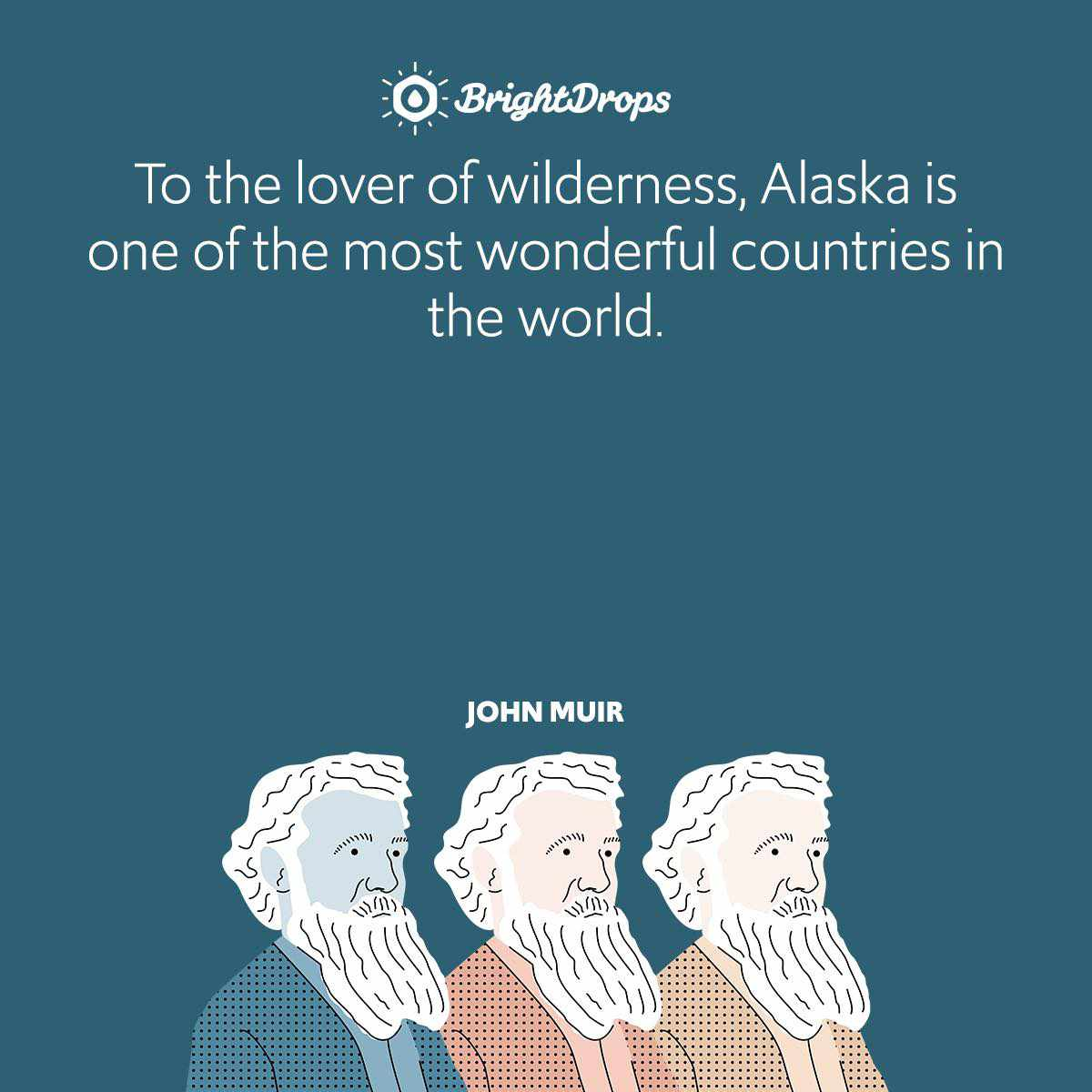 To the lover of wilderness, Alaska is one of the most wonderful countries in the world.